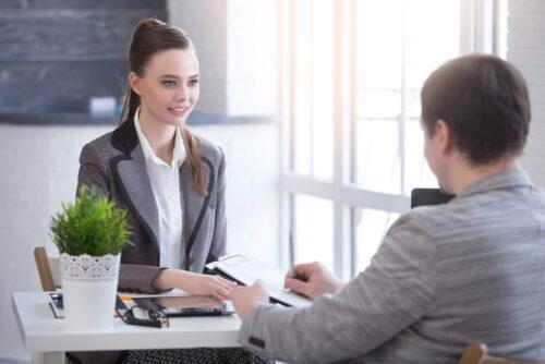 3.担当のキャリアコンサルタントと面談