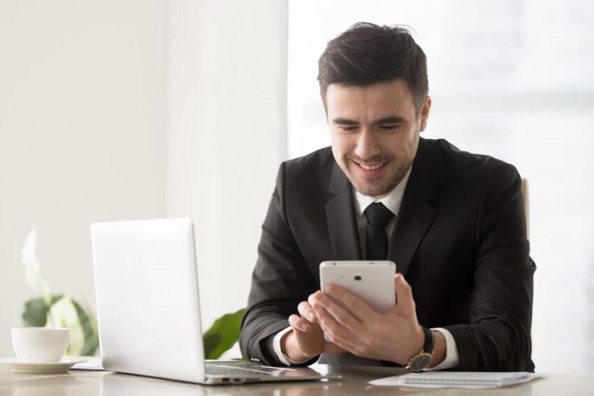 転職サイトへの登録はとても簡単!
